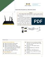 F8234_ZigBee+CDMA_WIFI_ROUTER_SPECIFICATION