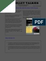 Tri Volley Talkies-Edition 20