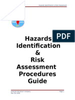 Hazards Identification