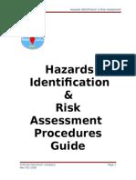 Hazards Identification