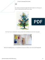 The Triad Tree _ Dreamscaping With June Rollins®