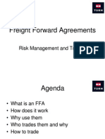 Freight Forward Agreements