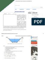 Elementos Geométricos de La Sección Transversal de Un Canal _ INGENIERIA CIVIL