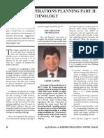 S&OP Part II Enabling Technology Larry Lapide.pdf