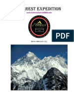 Everest Sponsorship Package