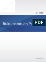 Galaxy Note 3 User Manual SM N900 Jellybean Indonesian 20131011