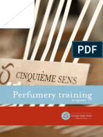CS Perfumery Training Program