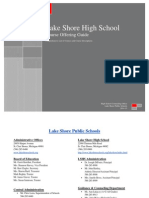 Lake Shore High  Course Book