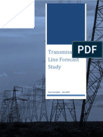 Transmission Line Forecast Study