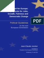 20140815 New Start Europe