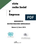 20140615 Sagardoy Derecho Social Empresa