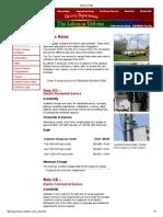 Electric Rates - The Lebanon Utilities