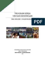 Program Kerja Kesiswaan 2014