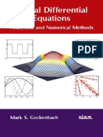 Ordinary And Partial Differential Equations Pdf