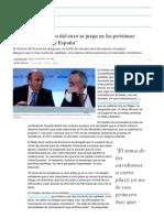 """20120531 Guindos_ """"El Futuro Del Euro Se Juega en Las Próximas Semanas en Italia y España"""" _ Cataluña _ EL PAÍS"""