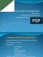 Pt Biosecurity Solution Ethylene Oxide Eto Fumigation