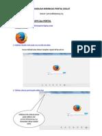 Panduan Portal Diklat Diklat