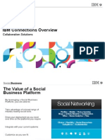 IBM Connections 4.5 Business Value & Overview New