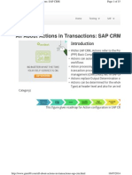 Action Crm