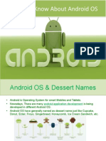 Things to Know About Android OS