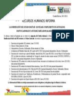 Recursos Humanos Informa 03-2013