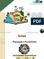 Conteudos Programaticos Da Geografia 8o Ano