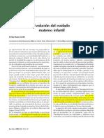 RevEnf 1-01-2001 Evolución Del Cuidado