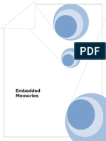 3.Embedded Memories