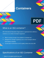 ISO Containersdrgserg