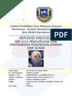 1. Halaman Depan Pjm3112