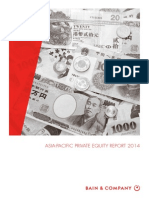 REPORT Asia Pacifc Private Equity Report 2014