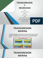 Transgresion y Regresion