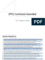 Rapid Contract Awarded