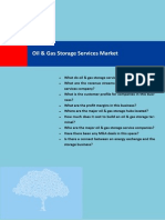Oil & Gas Storage Market