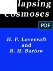 Collapsing Cosmoses - H. P. Lovecraft
