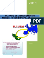 Tlcuem Mexico Union Europea
