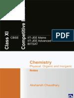 +1 Chemistry Notes - Akshansh