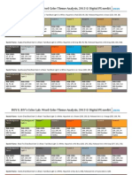 Color Themes for Microsoft Word