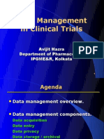 Data Management in Clinical Trials