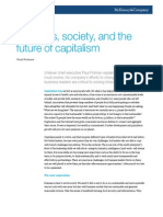 Business Society and the Future of Capitalism