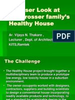 Case Study of Healthy House