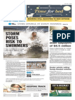 Asbury Park Press front page Tuesday, Aug. 26 2014