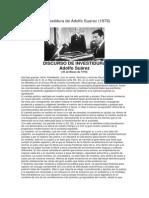 Discurso de investidura de Adol - Adolfo Suarez.pdf