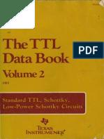 1985 the TTL Data Book Vol 2