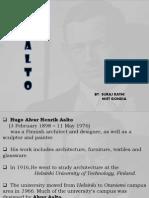 Ar. Alvar Aalto