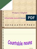 Primary 3 English