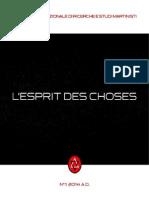 Esprit des chosesN° 1_2014 A.D