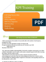 2G KPI Training