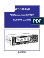 GPS100AVD_Owners Manual