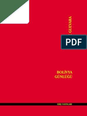 Che Guavera Bolivya Gunlugu